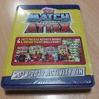 Match Attax Tin of Books 9781913110239 | Brand New | Free UK Shipping