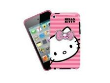 Sakar Hello Kitty Silicon Case - With Bling - To Suit iPod Touch 4 - Pink