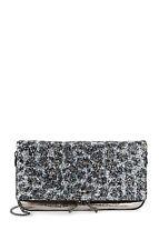 NWT Zadig & Voltaire Rock Glitter Shoulder Bag