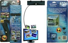 HD Clear Vision Digital Ultra-Thin High Performance Indoor Free Signals Antenna