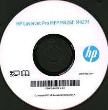 HP LaserJet Pro MFP M426f M427f Software & Driver Disk V4.0