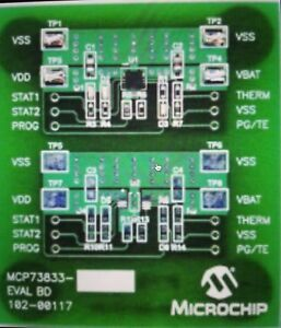 Mcp73833Ev 1 Piece - Microchip Technology Misc Kits and Tools