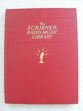Scribner Radio Music Lib V3 167 Light Classics Piano HB Unmarked