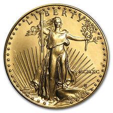 1990 1 oz Gold American Eagle Coin - Brilliant Uncirculated - SKU #7672