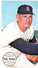 Dick Radatz Boston Red Sox Topps 1964 #5 Postcard Nr Mt
