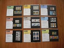 PTT-mapje / postzegelmapje jaargang 1990 Nederland compleet