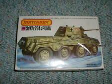 Matchbox 1/76 Sd Kfz 234 Puma  - 2 colour kit