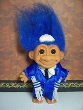 "Bar Mitzvah Boy - 5"" Russ Troll Doll - New In Original Wrapper"