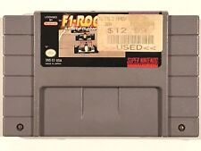 F1 ROC II: Race of Champions (Super Nintendo SNES, 1994) TESTED WORKING!!!