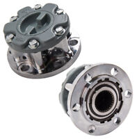 Free Wheeling Hub Locks for Mitsubishi Triton L200 4x4 Pajero Montero 90-00 TAF