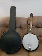 Tenor banjo vintage banjos fairbanks model n banjo.