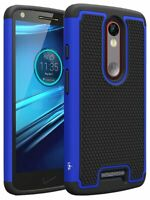LK Case for Droid Turbo 2, [Shock Absorption]