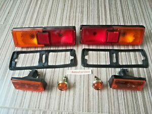 SET Rear tail Lights + front light + turn signal + gasket LADA 2101 21011 21013