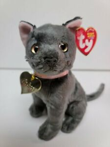 """Ty Beanie Babies-Arlene The Cat-MWMT-Garfield The Movie With Golden Name Tag-6"""""""