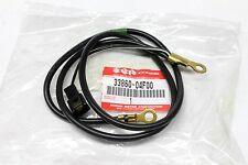 NUEVO ORIGINAL Suzuki XF650 Medidas Cable / Minus Batería Wire ET: 33860-04F00