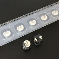 5pcs 47uF 35V Nichicon UE 35V 47UF 8x10mm SMD Chip type Capacitor