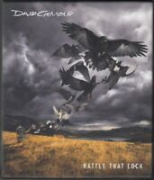 David Gilmour - Rattle That Lock (2015)  CD+DVD Deluxe Edition Box Set  NEW
