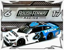 "2020 RYAN NEWMAN #6 KOCH INDUSTRIES FORD MUSTANG 1:24 ""505 MADE"""