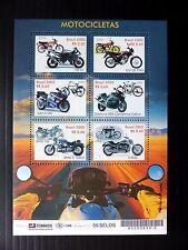 BRAZIL 2002 Motorcycle M/Sheet U/M NB1054