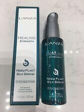 Lanza Healing Strength Neem Plant Silk Serum 3.4oz