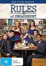Rules Of Engagement : Season 5 : NEW DVD