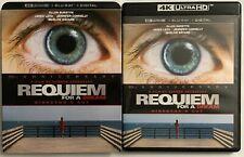 Requiem For A Dream 20Th Anniversary Director Cut 4K Ultra Hd Bluray + Slipcover