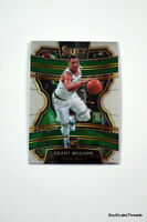 Grant Williams 2019-20 Select Concourse #42 Rookie Base RC Boston Celtics