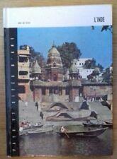 L'INDE - PAYS ET CITÉS D'ART - Anil de Silva - Nathan 1967