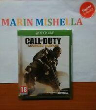 Call of Duty Advanced Warfare Xbox One NUEVO PAL España.
