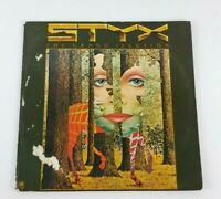 Styx The Grand Illusion |A&M SP-4637| 1977 A&M Records LP Record Vinyl
