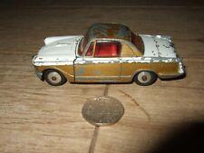 CORGI TOYS TRIUMPH HERALD COUPE CAR No 231 VINTAGE DIECAST RARE