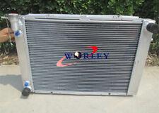 4 Core Holden V8 Commodore VG VL VN VP VR VS alloy aluminum Radiator