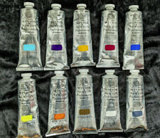 Winsor and Newton Professional Acrylic Paint. Artists paint 10 x 60ml tubes.