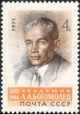 Russia 1971 Alexander A Bogolets/Medical/Science/Scientists/People 1v (ru1014)