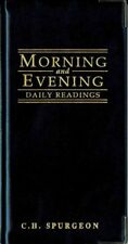 Morning and Evening : Daily Readings, Gloss Black, Paperback by Spurgeon, C. ...