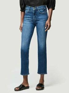 FRAME Le High Straight Leg Crop Bestia Jeans ALL SIZES