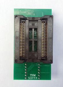 PSOP44 SOP44 - DIP40 Programmer Adapter Socket For TNM5000