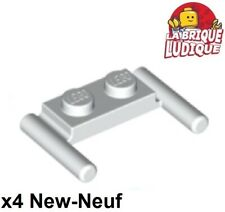 LEGO 5 x plaque 2 x 6 plaques 3795 blanc-white plate-Neuf//New