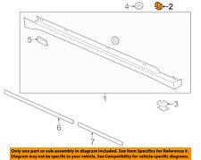 FORD OEM Exterior-Rocker Panel Molding Retainer W716503S300