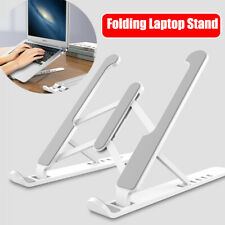 Portable Laptop Stand ABS Notebook Support Bracket Riser Cooling Hold