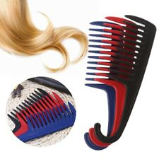 Anti-Static Shower Detangling Wide Tooth Hair Comb For Applying Conditioner