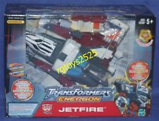 Transformers Energon Jetfire Powerlinx Factory Sealed New Electronic Sounds 2003