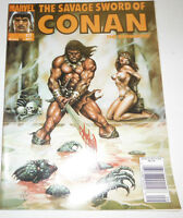 The Savage Sword Of Conan Magazine Well Of Whispers September 1990 081914R