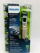 Philips Premium Multigroom 7000 Men's Grooming Kit Trimmer 23 Pieces MG7790/18