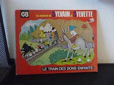 JAN24 ---- SYLVAIN SYLVETTE format à l'italienne  n° 68