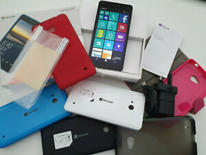 NEW Microsoft Lumia 640 LTE Smart phone with EXTRAs ideal child mobile
