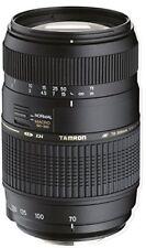 Tamron 70-300mm Di Lens Sony DSLR Alpha A35 A37 A57 A58 A65 A77 A99 Camera New
