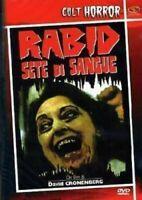 Dvd RABID SETE DI SANGUE - (1976)  ......NUOVO sigillato