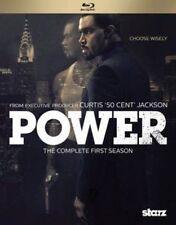 Power First Season 1 US TV Urban Crime Thriller Series Region a Blu-ray