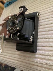 Kodak Vest Pocket Model B 127 folding camera & case